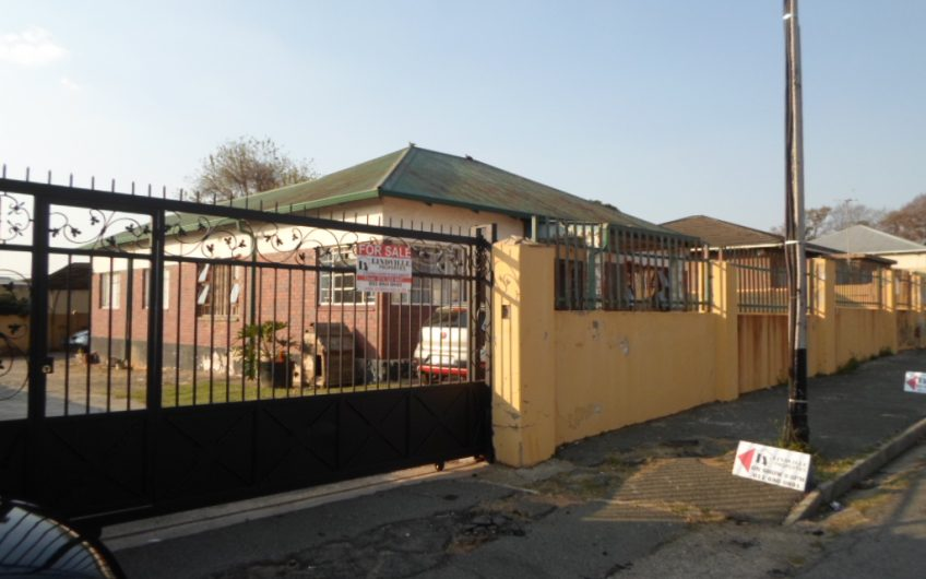 MASSIVE 5 BEDROOM HOUSE – HADDON, JHB SOUTH