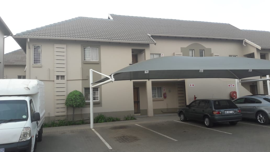 PARKVIEW ESTATE (TOWNHOUSE) - BOKSBURG