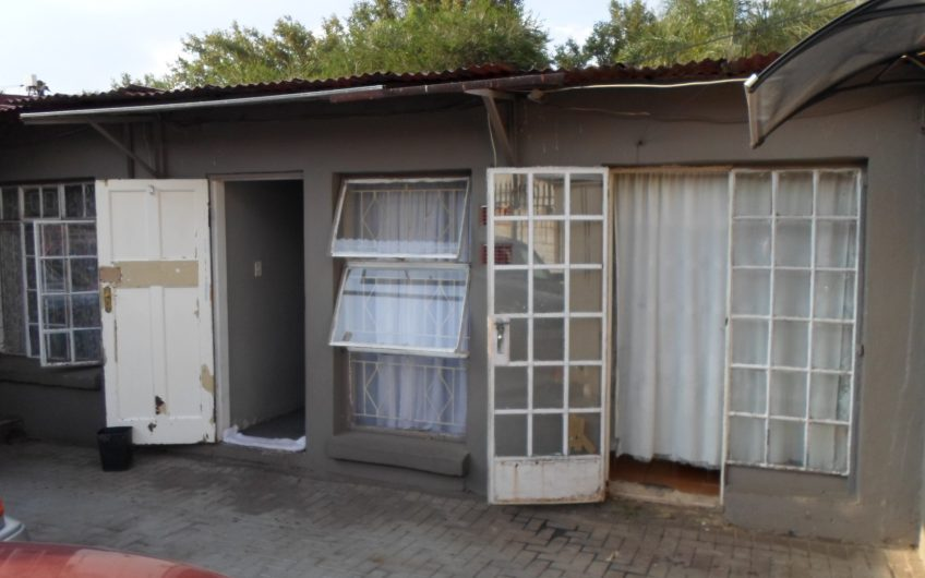 BUSINESS PROPERTY – FOREST HILL JHB SOUTH